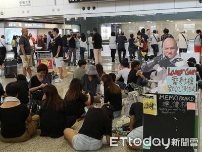 泰國空軍計畫包機撤離滯港國民