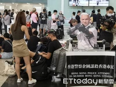 香港機場禁制令延長
