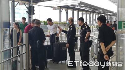 禁制令生效!香港機場今日航班恢復正常