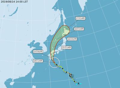 颱風柯羅莎撲日 最新航班異動