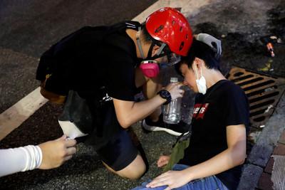 陳其邁看反送中想起國二那天晚上:期待將來他們可成為自由香港人