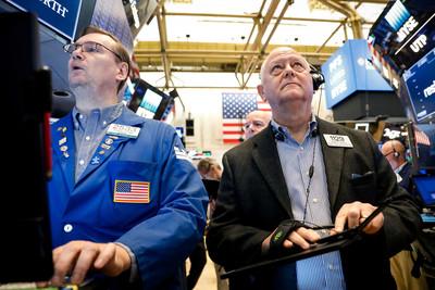 市場憂武漢肺炎影響 美股、歐股幾乎全跌