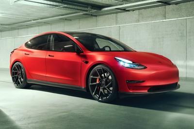 Model 3不會提供氣壓懸吊
