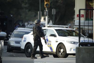 費城槍戰6警傷 市長籲槍枝管制