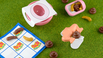 味道都飄出來了!惡趣味轉蛋「花式玩大便」 坨狀、條狀任你選