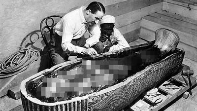 擅闖陵墓必須死?揭開「圖坦卡門詛咒」真相 其實法老是假新聞受害者