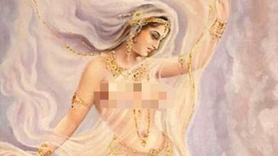 恆河是濕婆神「百億子孫」變的?搶妹妹丈夫的美麗女神 最後住在妹夫頭上