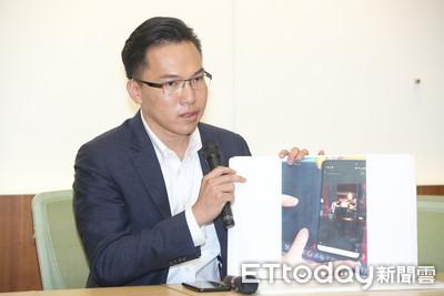 雙重標準?林智鴻爆收高檔酒店政治獻金