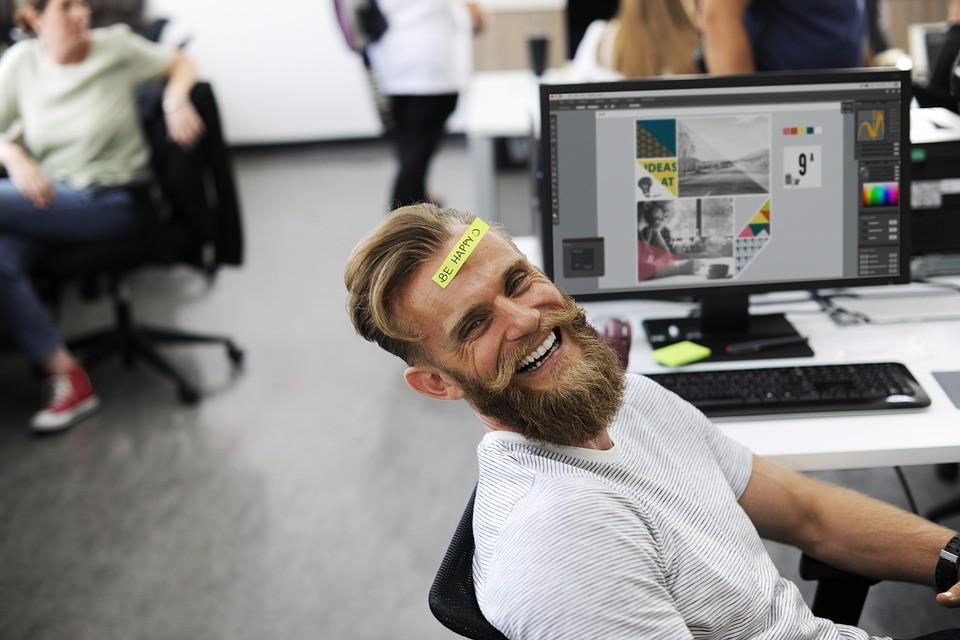 ▲▼上班,幸福企業。(示意圖/Pixabay)