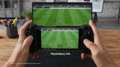 三星遊戲串流新功能PlayGalaxy Link 9月上旬推出