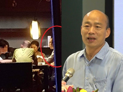 韓國瑜陷麻將案 潘恒旭辦麻將賽