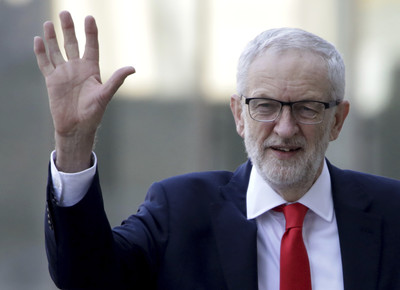 工黨提不信任投票 科賓:組過渡政府