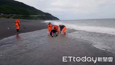 台東大鳥浪襲 失蹤學生屍體尋獲