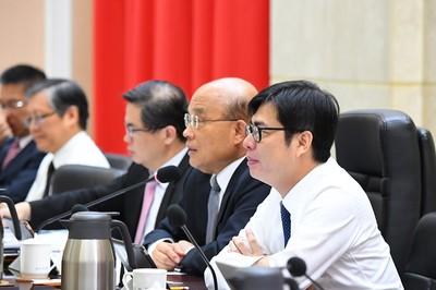 陳其邁:拚經濟民進黨政府做得到