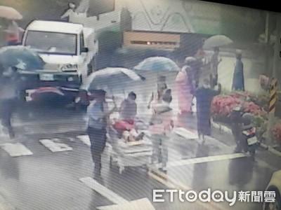 安南醫院旁連2日同時間發生車禍!