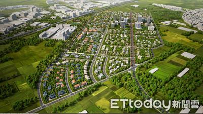 台南市7大土地開發案接續啟動