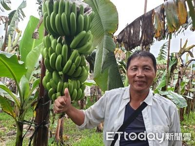 香蕉別人賣5元 他賣40元