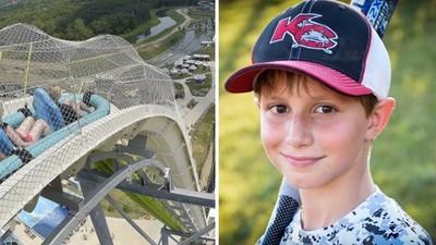 男童頭顱「噴飛再滾落」!樂園急蓋全球最高滑水道,人命都不管了