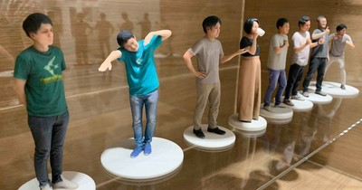 入社五年送「員工客製3D手辦」當紀念 網友戲稱:社畜靈魂永遠綁定