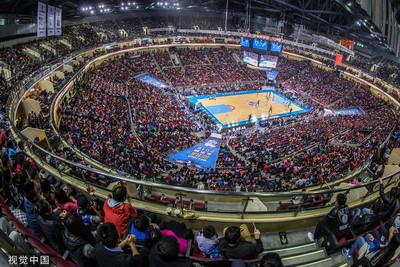 北京五顆松體育館辦世籃16場賽事