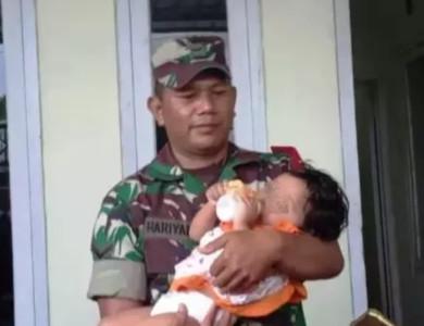 14月女嬰「躺爸爸旁3天等喝奶」鄰居聞屍臭破門