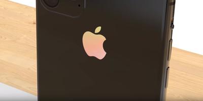 爆料又一發!iPhone新機Logo將有「彩虹炫光」效果