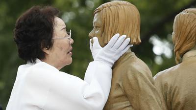 韓國女兒公開「致慰安婦媽媽的信」 性侵致白骨外露...死前等著日政府一聲道歉