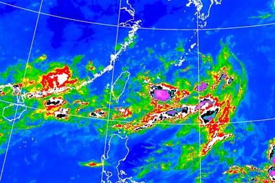 豪大雨深夜再擴!下周恐有颱風生成