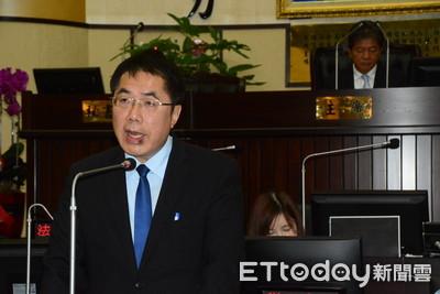 黃偉哲報告0813台南治水方案