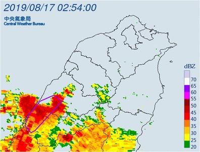 即/大雨警報擴大10縣市!還要下4天