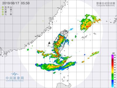 吳德榮:下週五台灣東方海面颱風生成