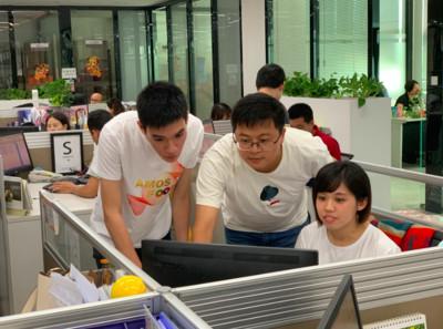 金融業最夯! 230台青赴深圳實習 20多人獲聘