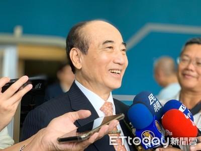 王金平:沒有破局只要有心就能達成