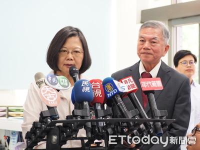 韓國瑜稱監控 蔡英文:不做這事