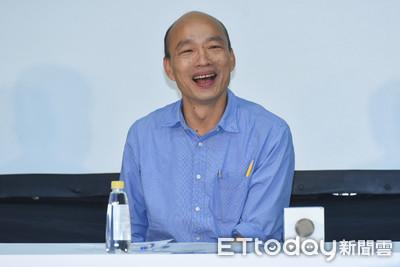 韓國瑜質疑被裝追蹤器 王定宇:被迫害妄想症