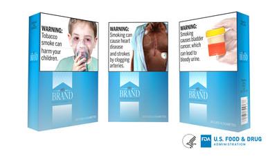 美國擬強制香菸包裝加上警告圖片
