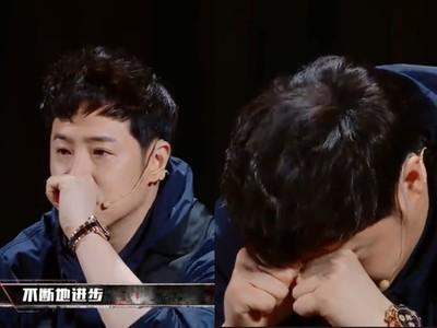 《新說唱2》潘瑋柏哭了「不想看我兄弟止步」
