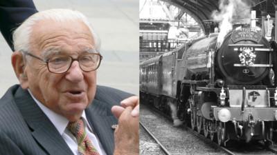 「英國辛德勒」護669名猶太兒童登逃亡列車!49年再見救命恩人超催淚