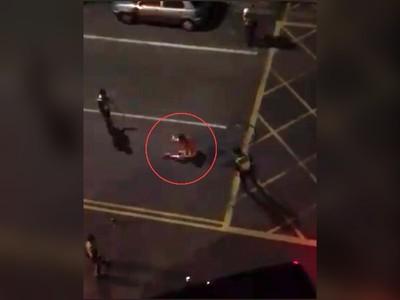 鹿港男深夜狂砸8車 還脫褲拒捕