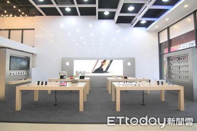 全國電子屏東店Apple Shop開張