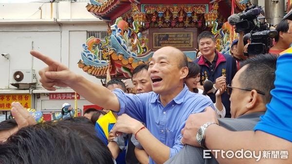 批韓國瑜「選舉5關鍵伎倆」很可悲 徐世榮:陳其邁怎輸的?我們還要上當?