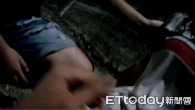 女跳溪尋短無心跳 蘆洲警CPR與死神搶命