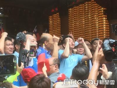蘇貞昌:韓國瑜還留在戒嚴心態