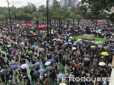 民陣20日九龍大遊行 港警發反對通知書