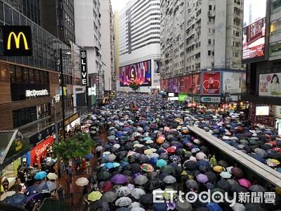 反修例持續引動盪 香港議員:十一國慶是中央死線