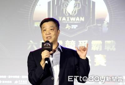 電競賽韓缺席 陳雄文代打遭喊「還我市長」