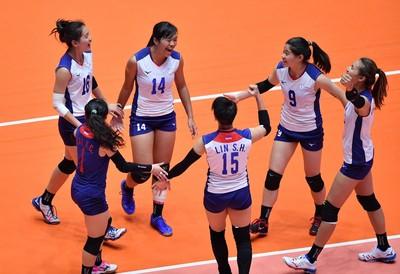 女排亞錦賽中華首戰不敵泰國