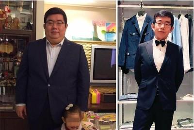KKBOX總裁2年減掉70公斤 弟弟學他也瘦30公斤