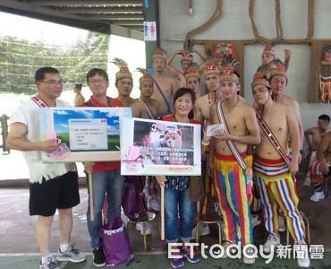 花蓮選委會結合豐年祭 宣導投票三寶反賄選