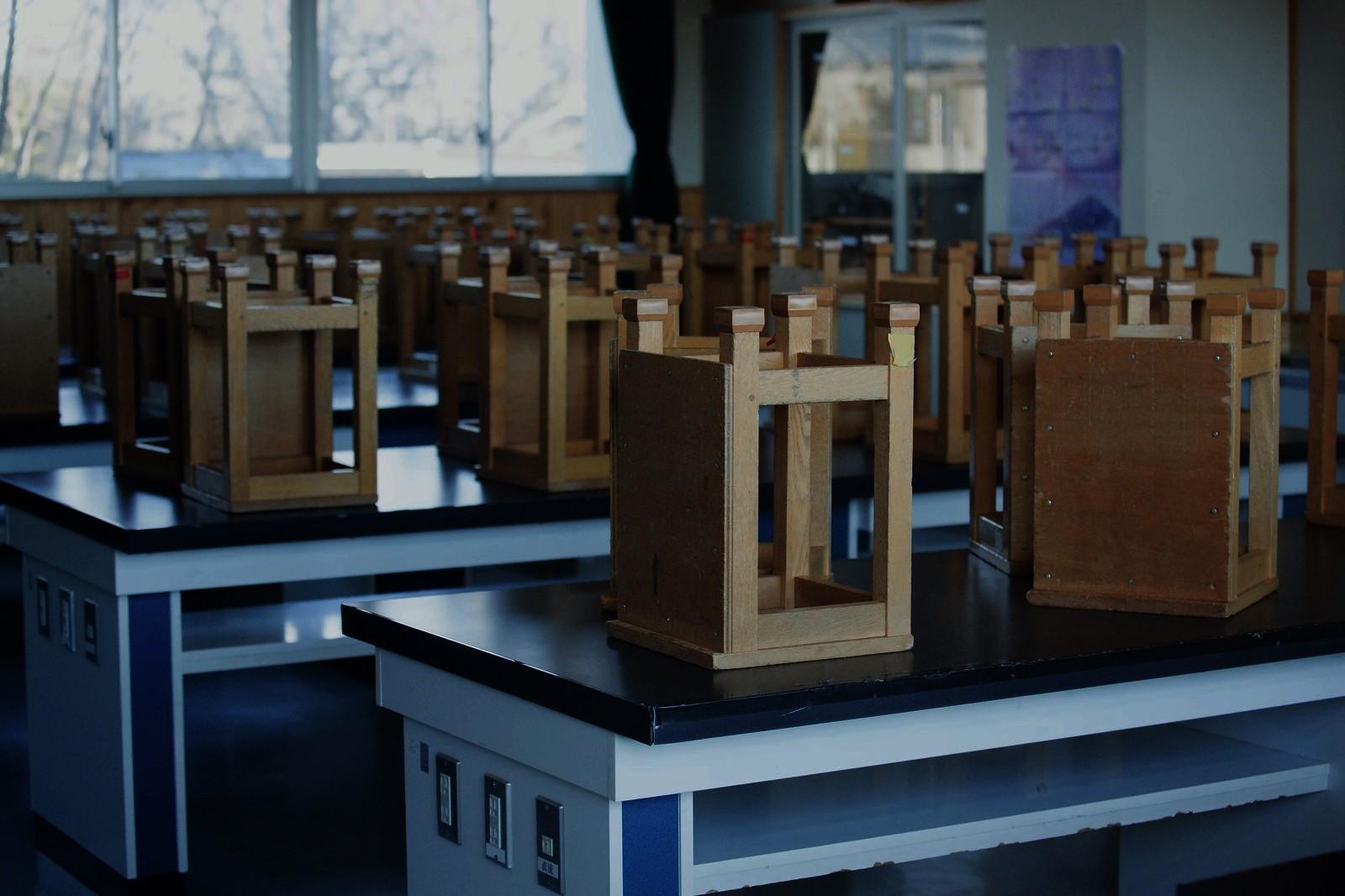 ▲教室,學校。(圖/取自免費圖庫Pakutaso)